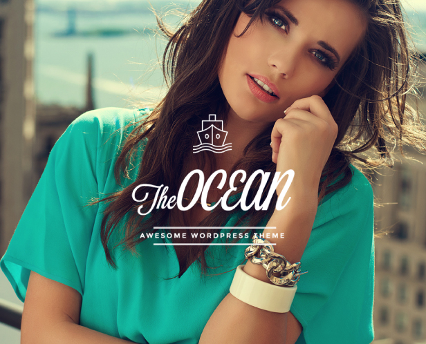 The Ocean - Multipurpose WordPress Theme - 2